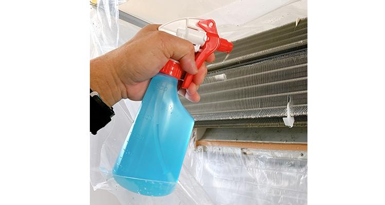 そもそもエアコン洗浄スプレーとは?